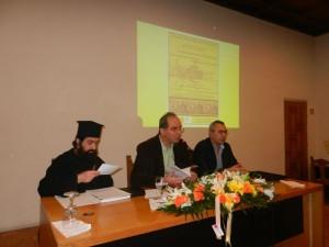 Στιγμιότυπο από τις ομιλίες