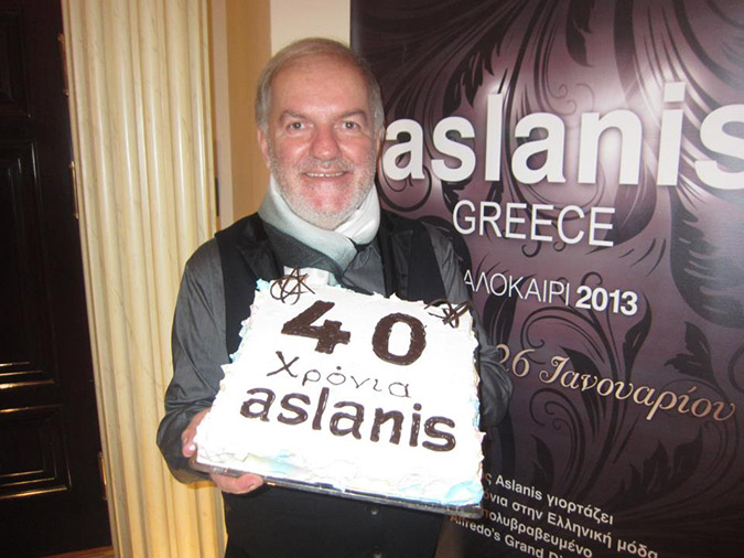90e525fedc75 Αυτοκτόνησε ο σχεδιαστής Μιχάλης Ασλάνης - e-thessalia.gr