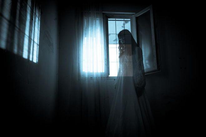 Φάντασμα αναγνωριστική φαντάσματα