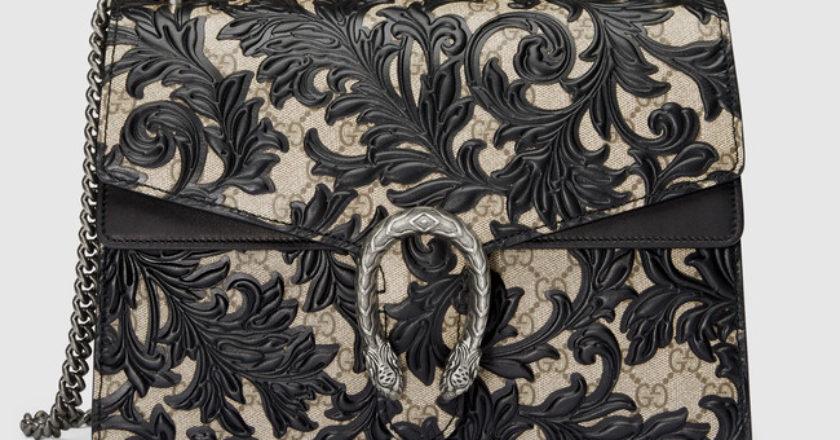 142923ddfe H Gucci εμπνεύστηκε από την Ελλάδα – Με ελληνικό όνομα η τσάντα που μόλις  κυκλοφόρησε