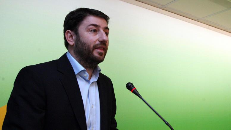 Άρτα: Στην Άρτα ο Νίκος Ανδρουλάκης....Ομιλία το Σάββατο στο «Κρόνος»