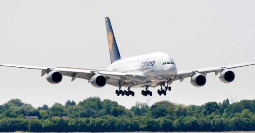 faa2ef216246 Αναγκαστική προσγείωση Airbus της Lufthansa στη Θεσσαλονίκη – Γερμανίδα  παρουσίασε καρδιακό πρόβλημα