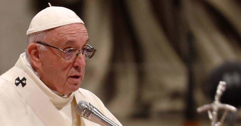 Το χριστουγεννιάτικο δώρο του Πάπα στους άστεγους της Ρώμης b612d9f3665